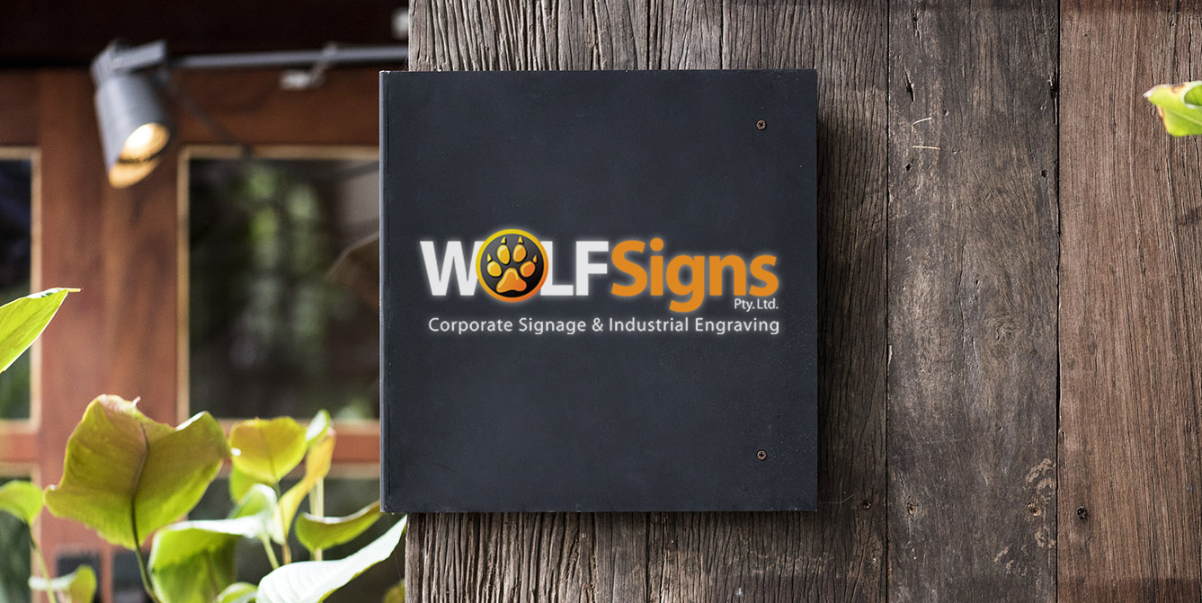 Wolf Signs was established in 1983