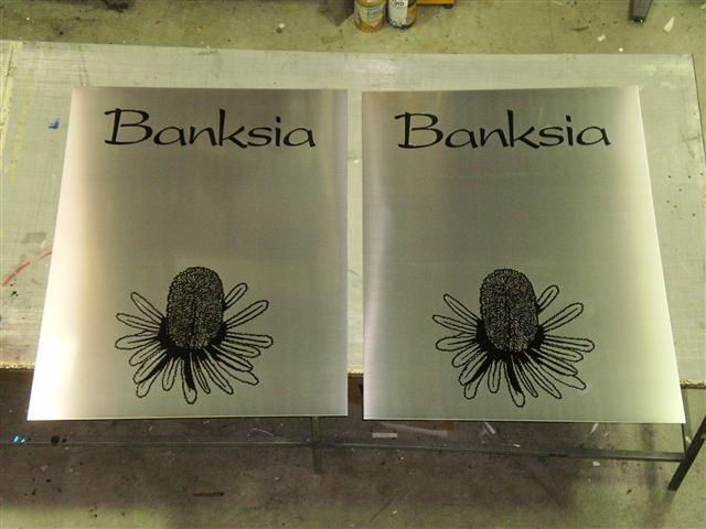 Wolf_Signs_Engraving_Stainless_Steel_Banksia
