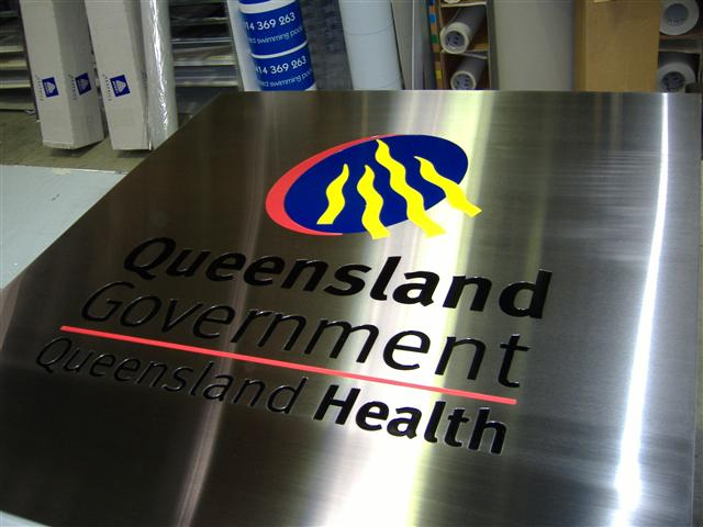 Wolf_Signs_Engraving_Stainless_Steel_QLD_Gov_A