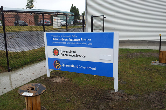 Wolf_Signs_Freestanding_Signs_Chermside_Ambulance