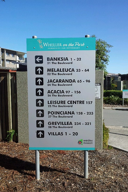 Wolf_Signs_Wayfinding_Signs_Wheeler_on_the_park