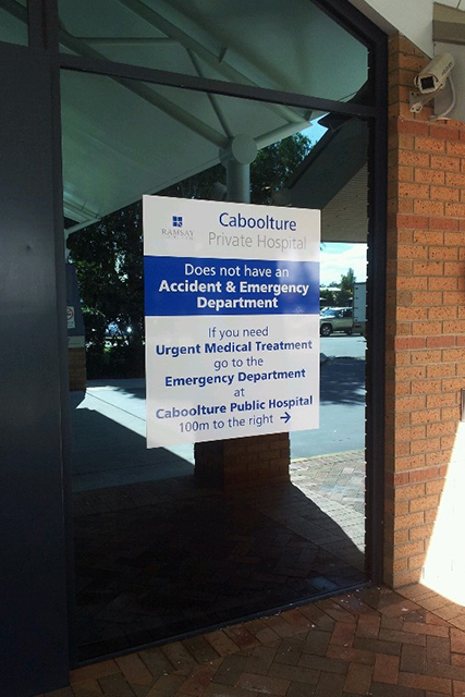 Wolf_Signs_Window_Graphics_Caboolture_Private_Hospital